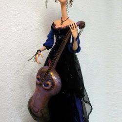 """Кукла """"Душа музыки"""""""
