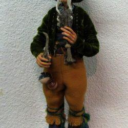"""Кукла """"Гном Фердинанд"""""""