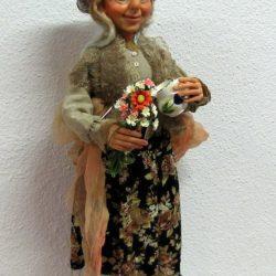 """Кукла """"гномка Фредерика"""""""