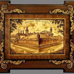 Панно «Несвижский замок»