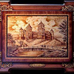 Панно «Мирский замок»