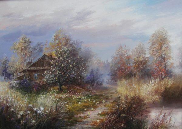 "Картина ""Антоновка"""