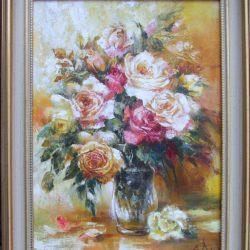 """Картина """"Розы для любимой"""""""