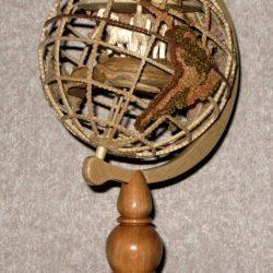 Глобус На трех слонах