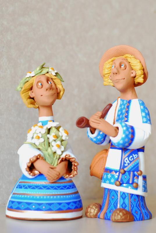Колокольчик Ясь и Янина