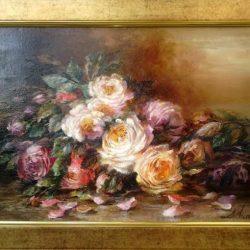 """Картина """"Розы в старом стиле"""""""