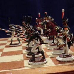 Шахматы коллекционные «Война 1812 года»