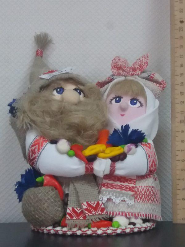 Домовики-парочка