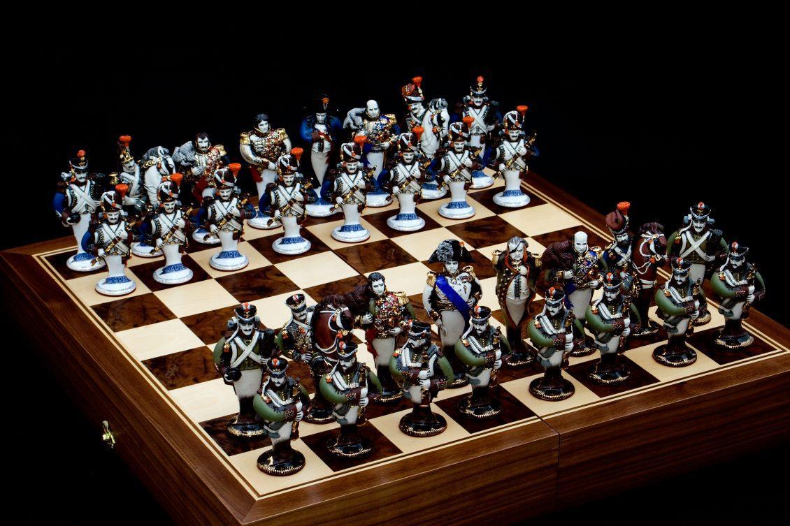 Шахматы 1812 год