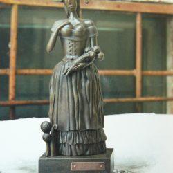 """Скульптура """"Заяц и Ко"""""""