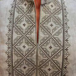 Рубашка-вышиванка белорусская мужская