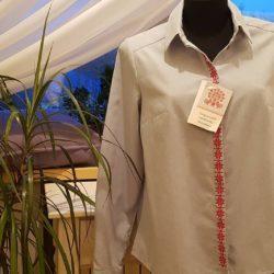 Рубаха-вышиванка женская