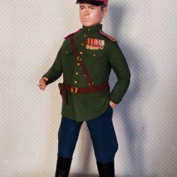 Солдат - автоматчик  периода Второй мировой войны