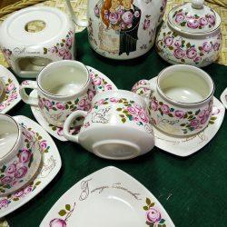 """Чайный сервиз """"Свадебный"""""""