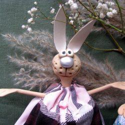 Заяц в улыбке