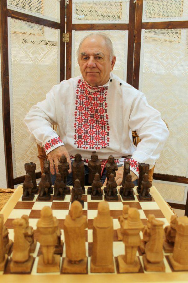"""Шахматы """"Рыцарский турнир"""""""