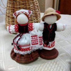 """Свадебный оберег """"Неразлучники"""" (на заказ)"""