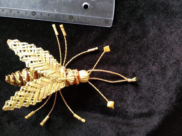 Пчела соломенная