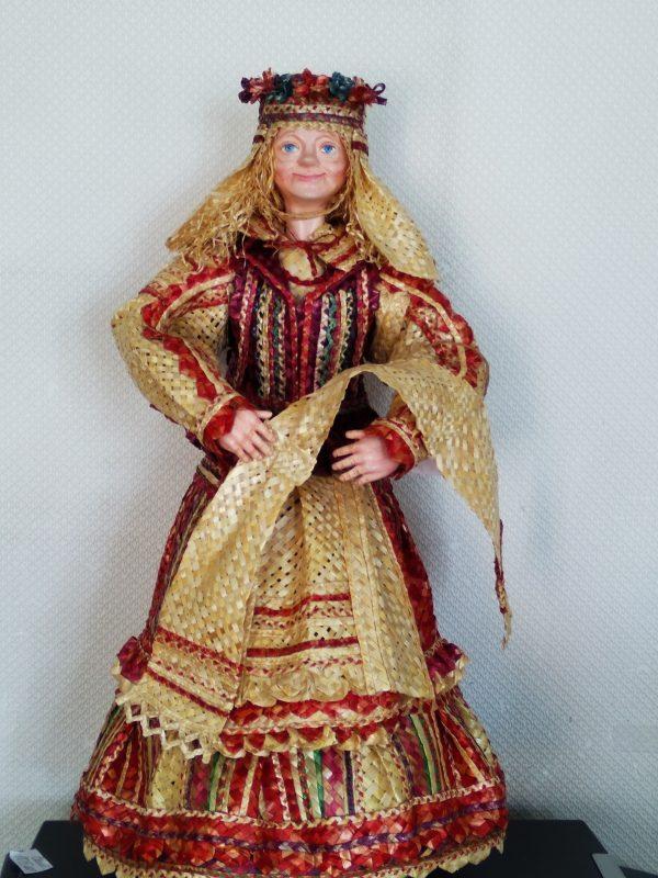 """Национальная кукла """"Гаспадынька"""""""