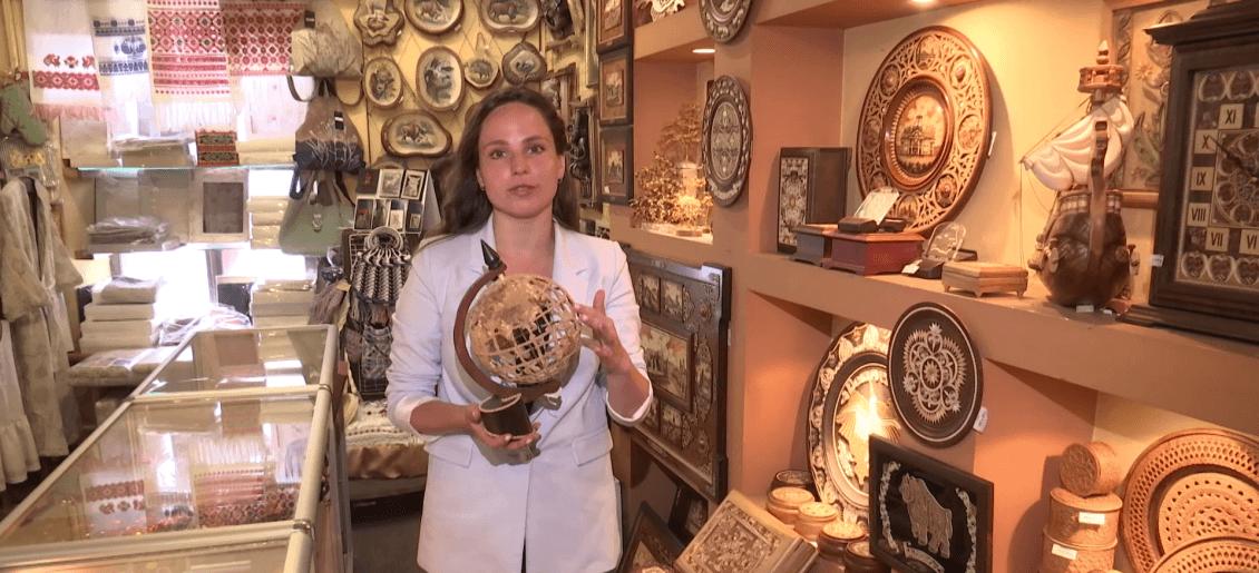 Соломенные серьги и картины на берёсте. Показываем самые уникальные белорусские сувениры