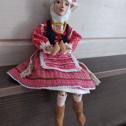 "Кукла ""Белорусская паненка"""
