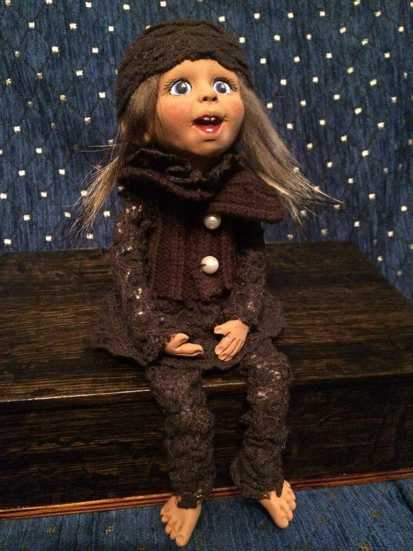 """Кукла """"Удивительный мир вокруг"""""""