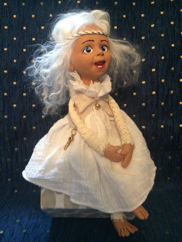 """Кукла """"Я-почти ангел"""""""