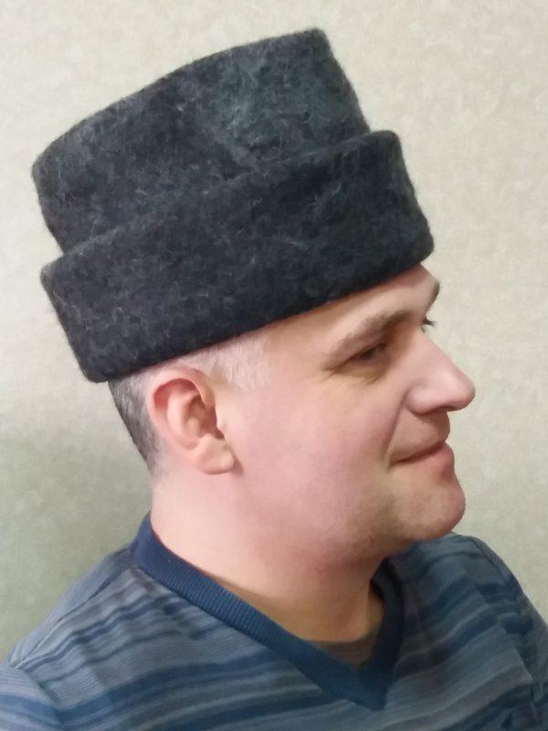 """Мужской головной убор """"Магерка"""""""