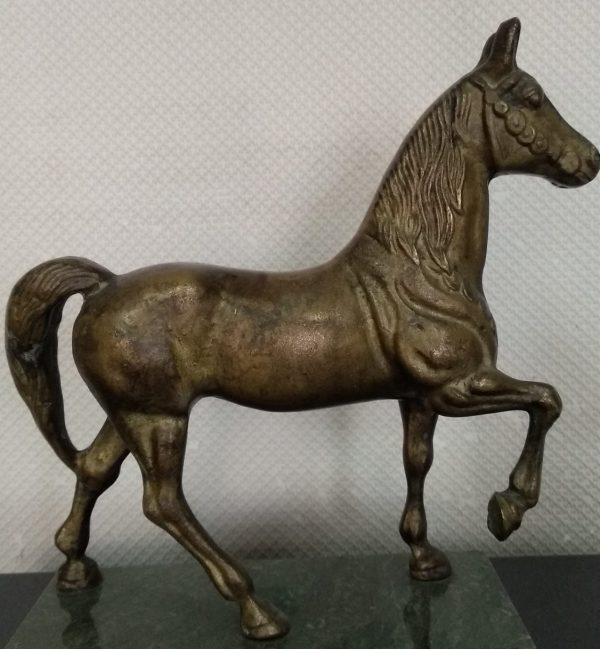 """Бронзовая скульптура """"Конь"""""""