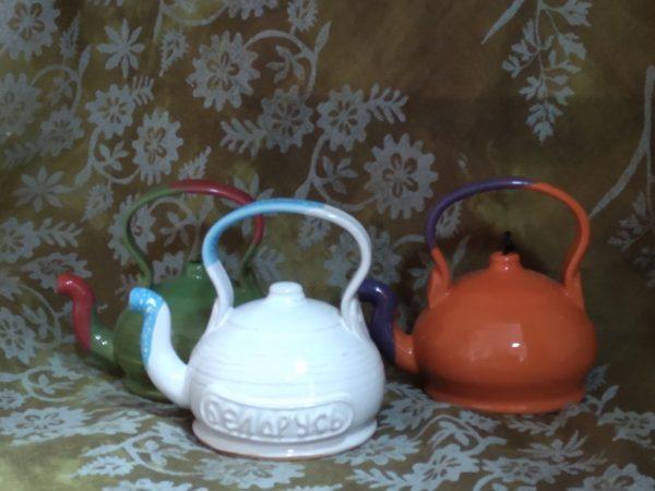 Колокольчик чайник