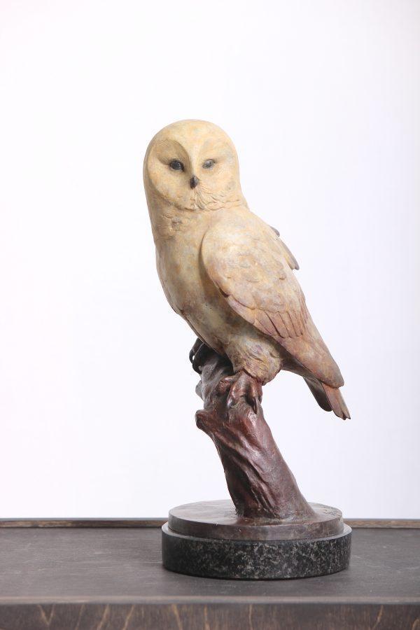 Скульптура Сова