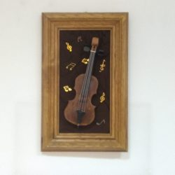 "Панно ""Скрипка"""