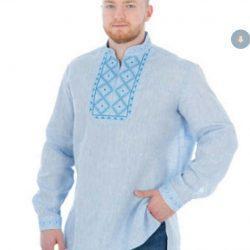 Рубаха-вышиванка мужская