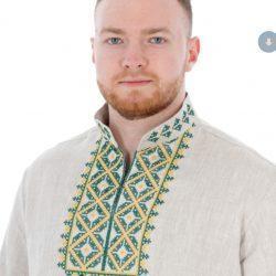 Вышиванка для мужчины. Рубашка