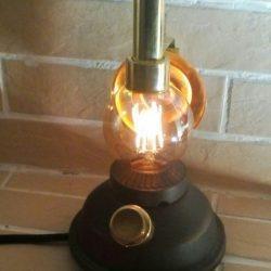 Авторский светильник