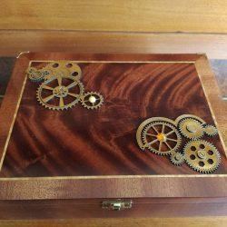 Шкатулка для коллекционных часов