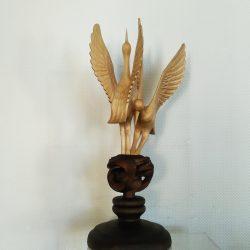 """Скульптура """"Аисты"""""""