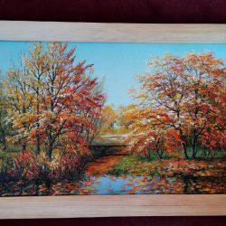 """Картина """"Осенний листопад"""""""