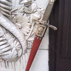 Кинжал рыцаря Иерусалимского королевства, ХIII век