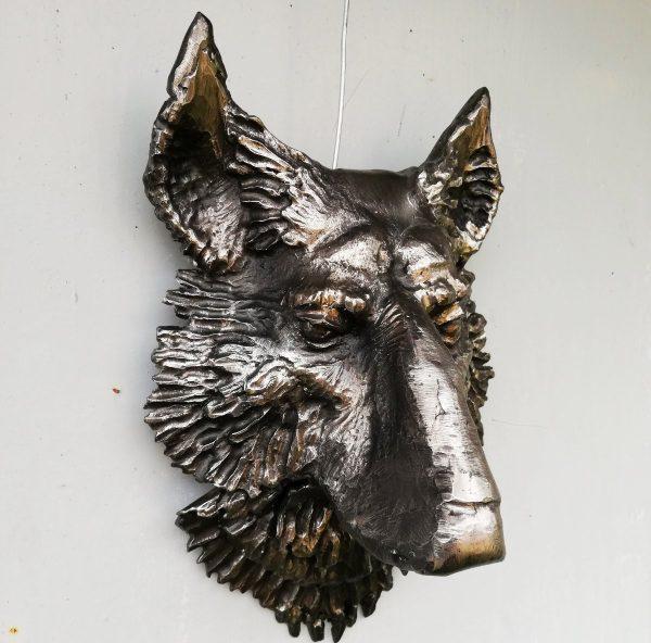 Дверной охранный медальон