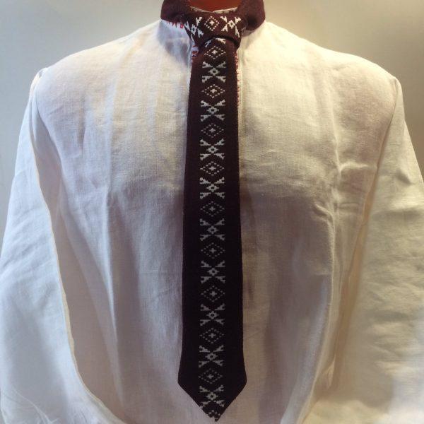 Галстук (ручное ткачество)