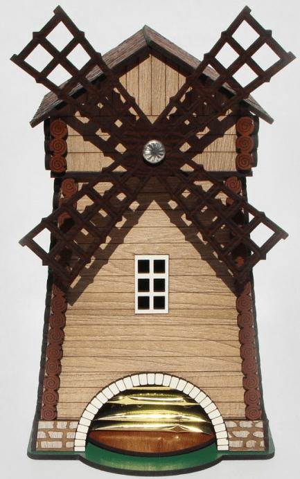 Чайный домик (Башня, Мельница)