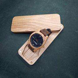 Наручные авторские часы К002
