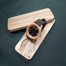Наручные авторские часы К004