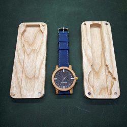 Наручные авторские часы К007