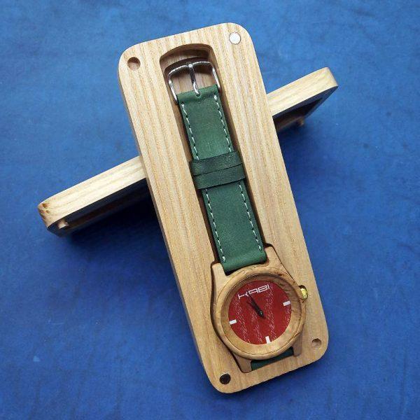 Наручные авторские часы К010