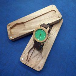 Наручные авторские часы К016