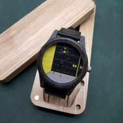 Наручные авторские  часы К021