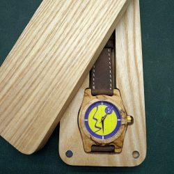 Наручные авторские  часы К023