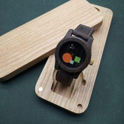 Наручные авторские  часы К027